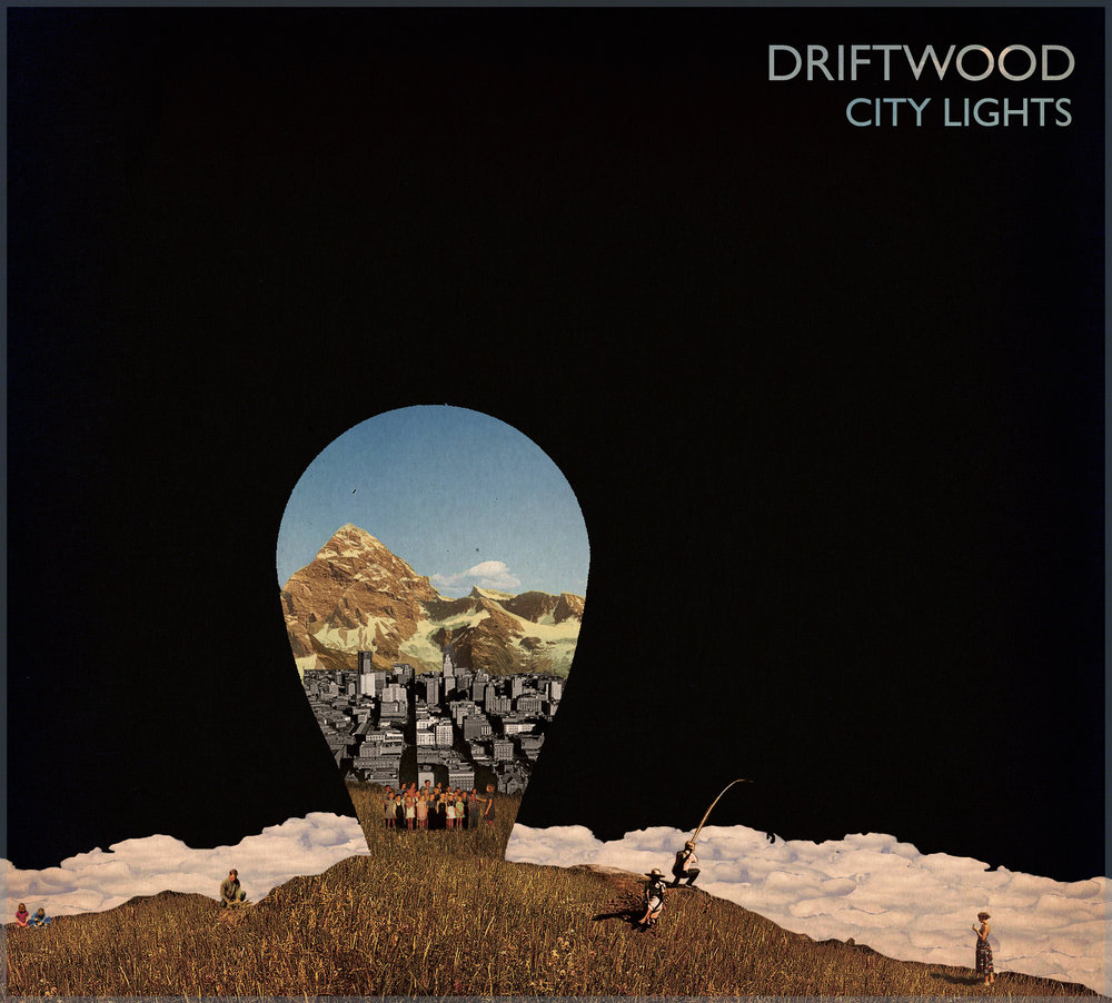 Driftwood - City Lights Cover Framed.jpg