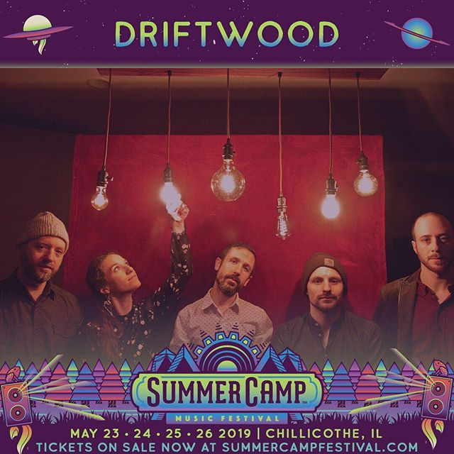 Alright folks, we've got a limited amount of 3-Day GA Passes to @summercampfest for an Early Bird price of $189.00. You have until May 1 to grab 'em. Use promo code DRIFTWOOD...can't wait to get down with all of you!! 🤘🕺🏼👯♀️ #summercampmusicfestival
