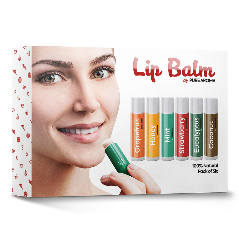 Lip Balm - A product by Pure Aroma