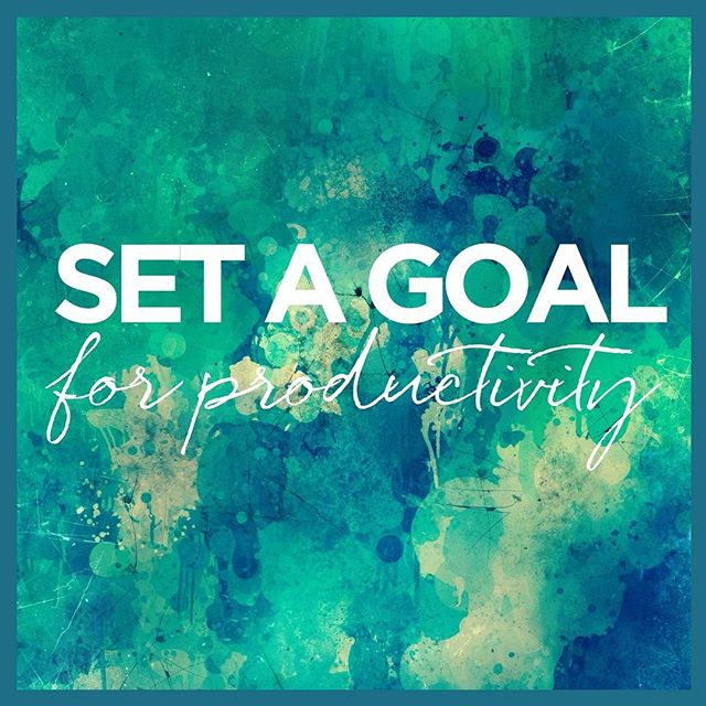 Productivity is great but it's more efficient with a goal in mind.  Determine what you want to accomplish each day and stick to it! • • • • • #passion #purpose #pride #success #creativity #hustle #keepworking #motivation #dowork #WashingtonDC #productive #reward #riseandgrind #bossmom #entrepreneur #life #strong#positive #socialmedia #expert #social #priority #business #determination #drive #risk #digitalmarketing #marketing #opportunity
