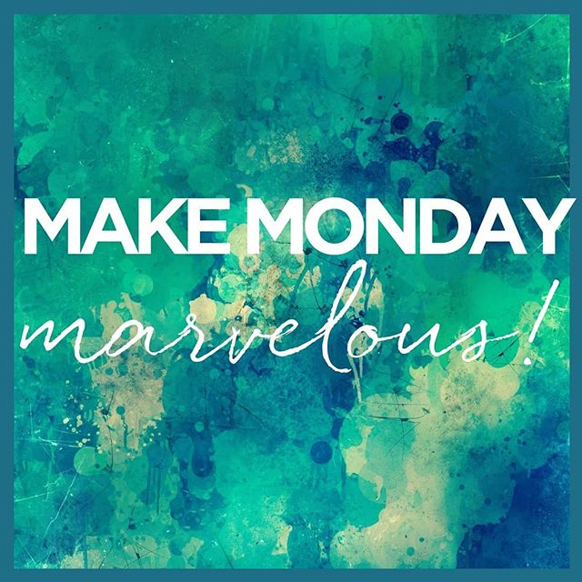 Make this Monday a marvelous one!  #Monday #passion #purpose #pride #success #creativity #hustle #motivation #LoudounCounty #productive #reward #riseandgrind #bossmom #entrepreneur #life #strong #positive #motivation #socialmedia #expert #social #priority #business #determination #drive #risk #digitalmarketing #marketing #opportunity