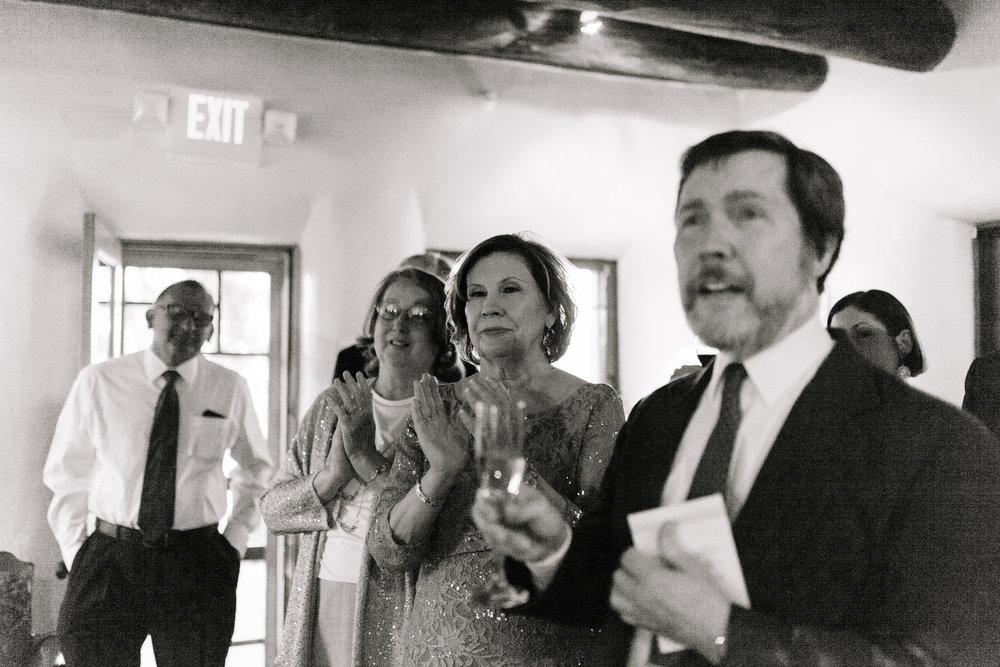 Papa John, Steven's mom, my mom and Uncle David (photo by Joni Bilderback)