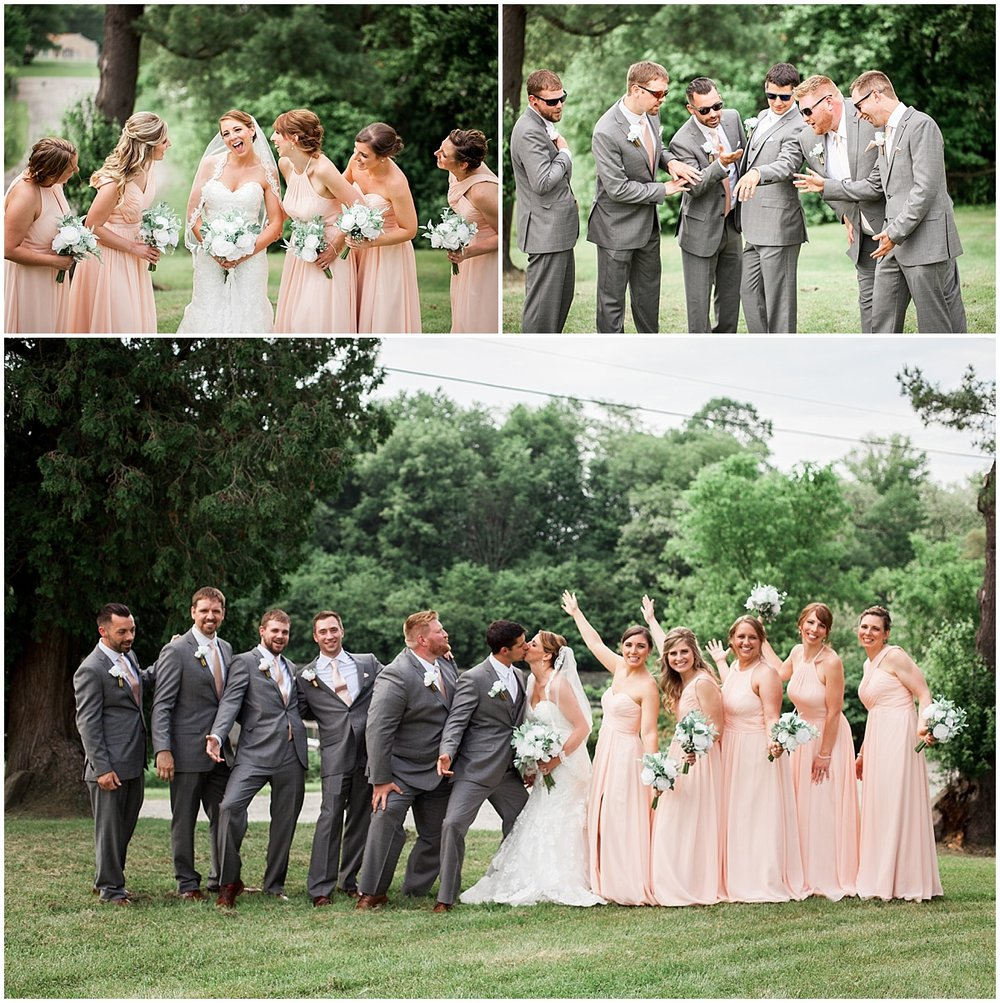 pittsburgh wedding party