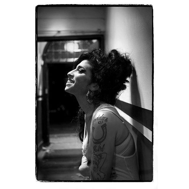 Amy Winehouse by Jill Furmanovsky 💖✨