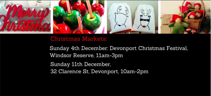 Devonport Fine Food and Craft Market: 11th December 2016