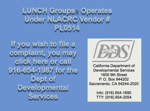 DDS Complaint Link
