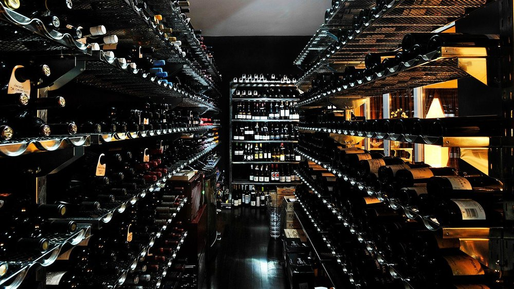 Paixa wine cellar