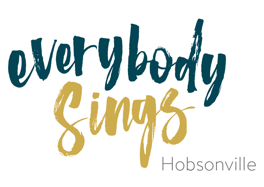 Everybody Sings - Hobsonville is an all comers mixed choir based out of Hobsonville Point Primary School on Thursday evenings (7.15 to 9.15 pm). - Term 1 Starts on 7th February and runs until 11 April