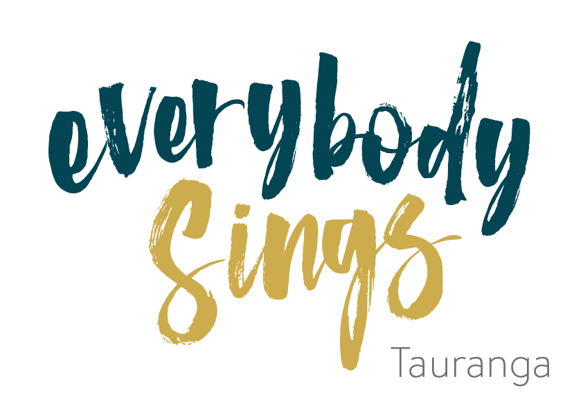 Everybody Sings - Tauranga will be based in Mt Manganui at a venue and day TBC. We willbe opening early in 2019 -