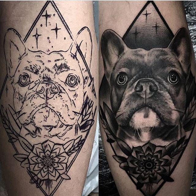 Stencil ▪️ Tattoo