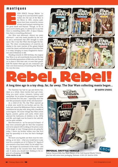 Rebel, Rebel!