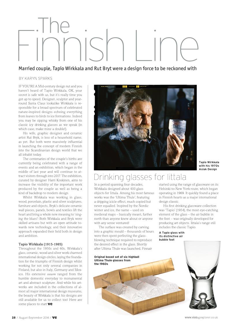 The Finnsh Line