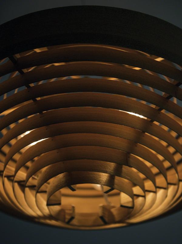 Pine T-547 Light by Arne Jackobsson