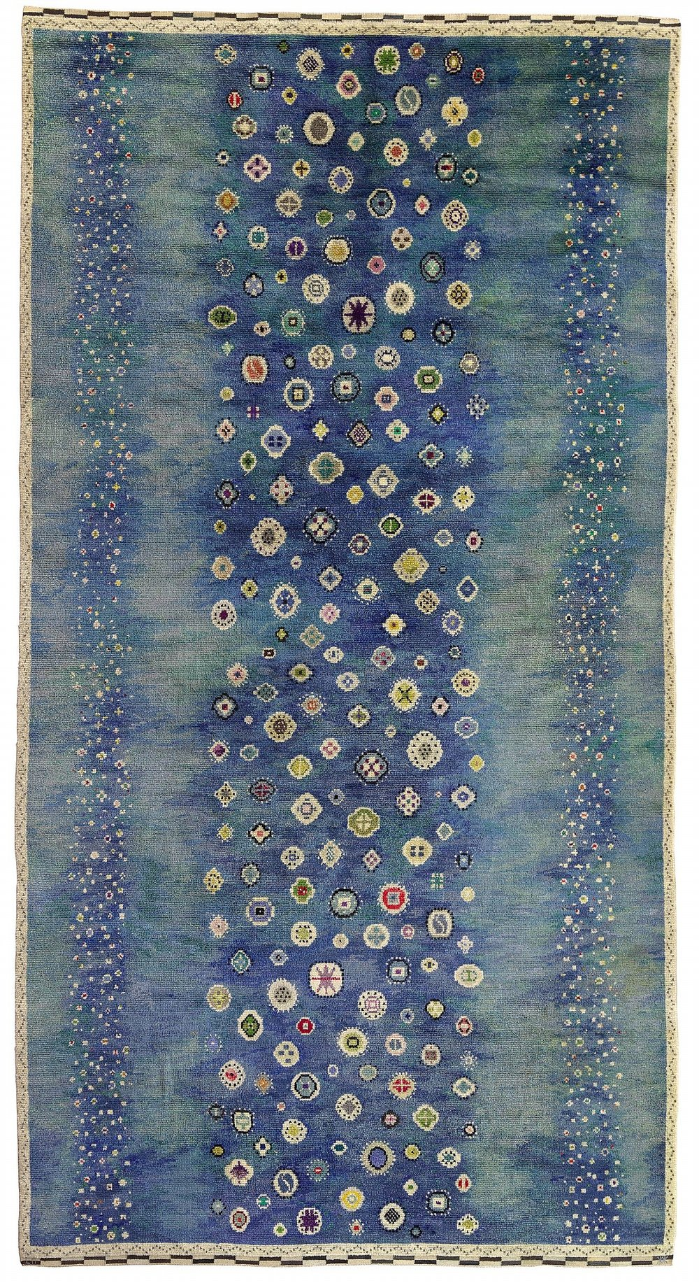 1949 Vintergarten Rug sold recently for £24,000.