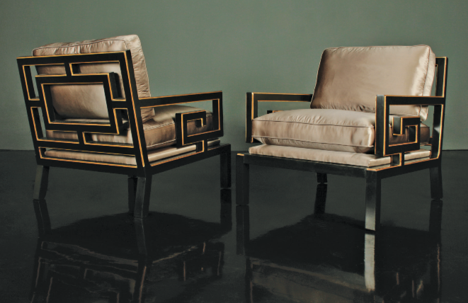Fretwork Club Chairs c.1963 by James Mont - page 26