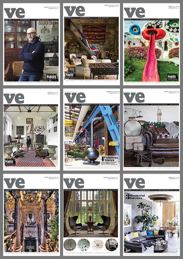 VE Magazine - a magazine for men and women about vintage