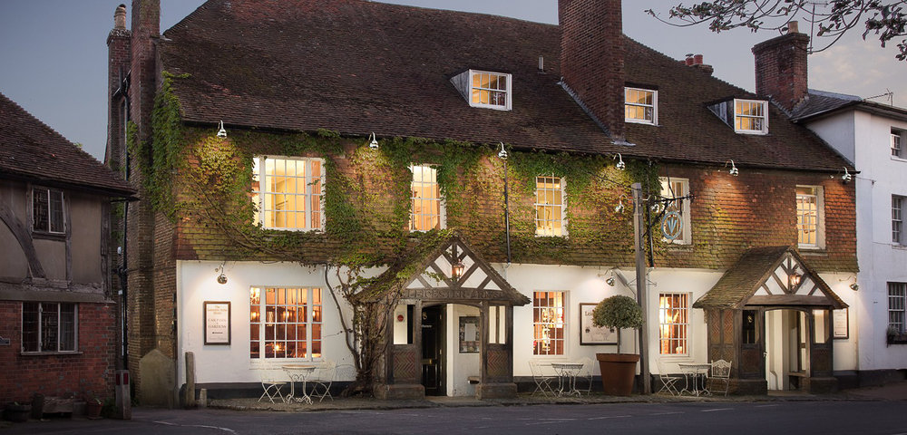 LEICESTER ARMS, PENSHURST - renovation and refurbishment