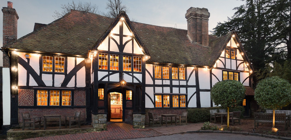 THE GEORGE & DRAGON, SPELDHURST - complete refurbishment