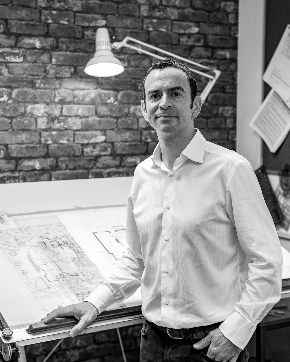 TONY TRIFILETTI - RIBAArchitect & Associate Director
