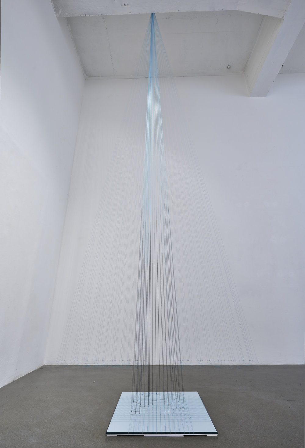 C Lambard - installation - a matter of substance