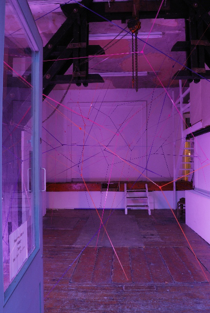 c lambard - dendrites installation