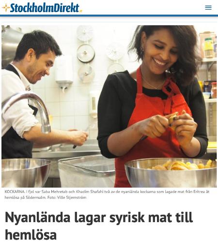 Jobbentrén i Stockholm Direkt den 1/10-2018
