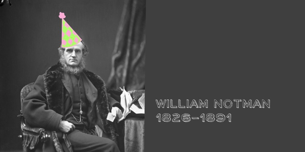 William Notman from the Norman Photo Archives