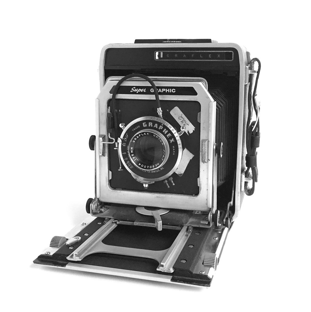 Figure 2: Graflex Super Graphic (Source: Machinski, 2018).