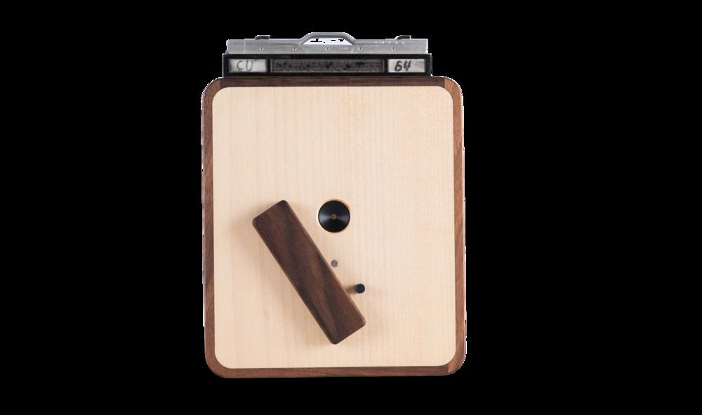 ONDU 4x5 Pinhole Camera