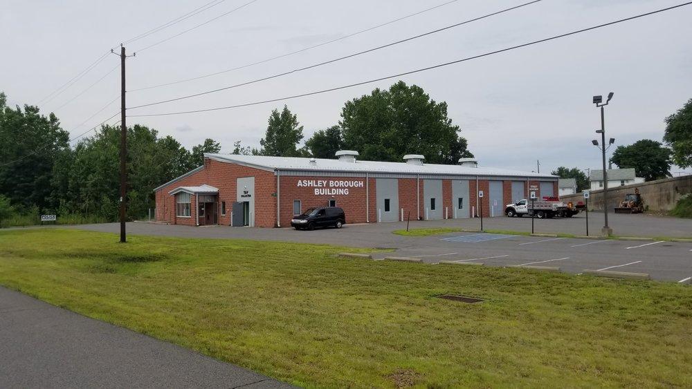 Ashley Borough Municipal Building