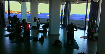 Yoga Class Sagres