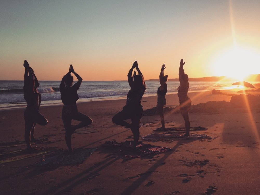 Algarve Yoga Retreat