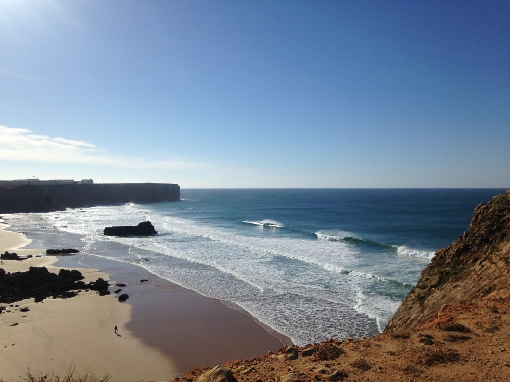 Algarve Yoga Retreat coast