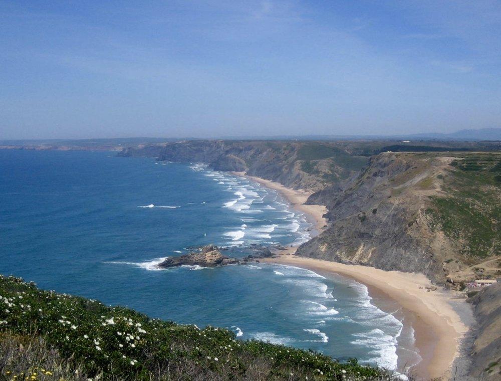 Yoga beach Algarve
