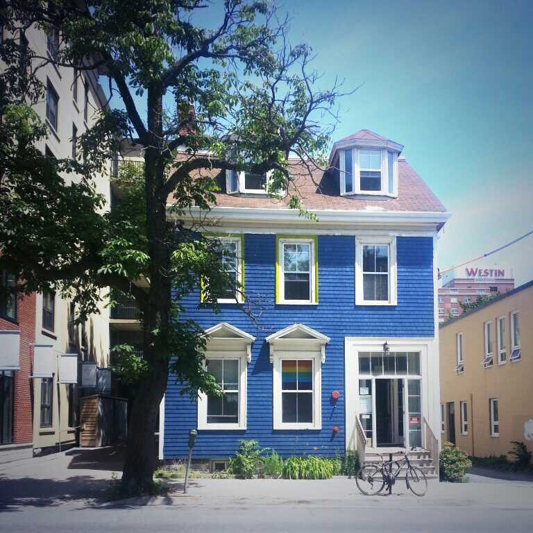 Laing House, Halifax