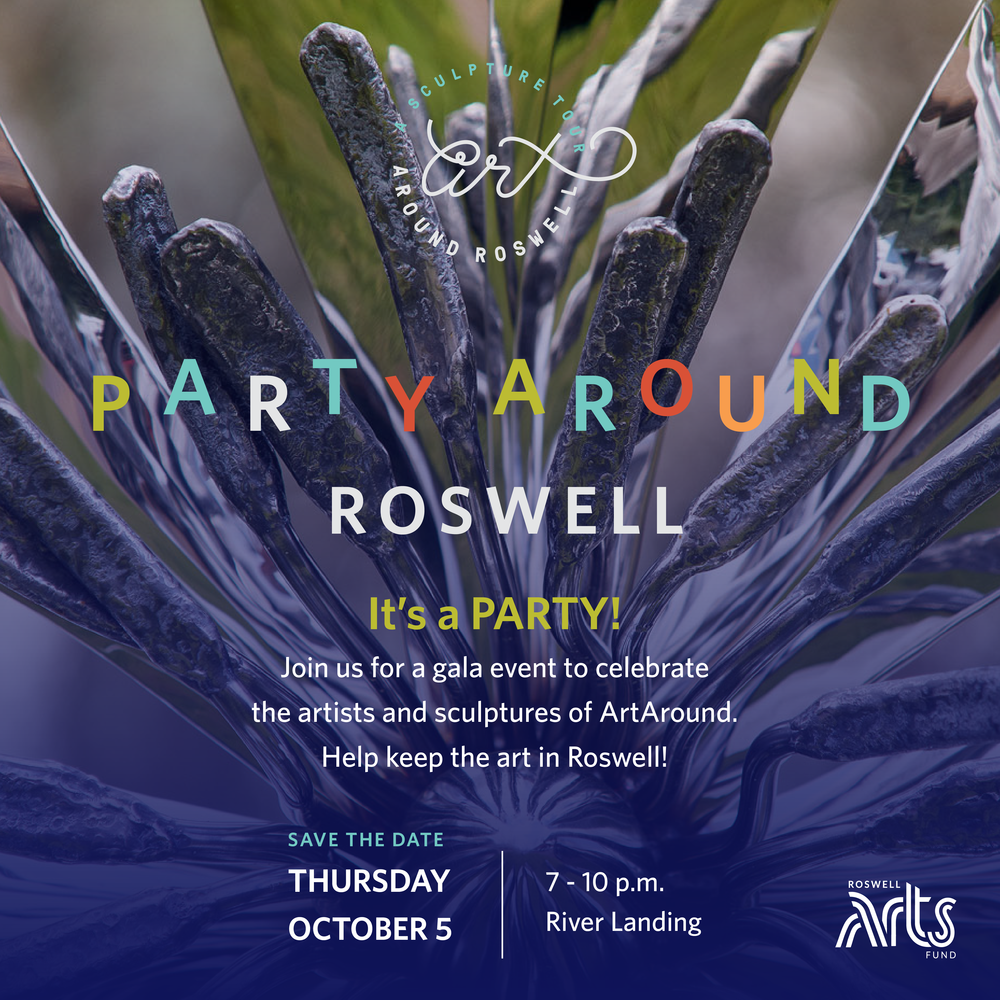 PARTY AROUND ROSWELL