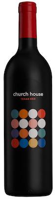 Church House Wine Texas Red