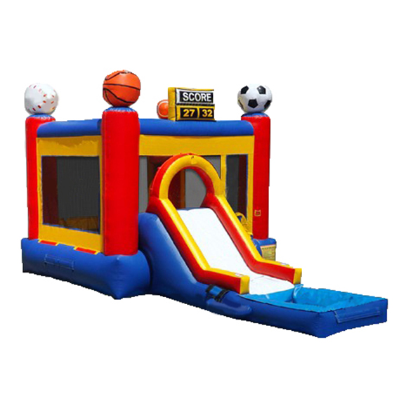 Sports Combo with Detachable Pool