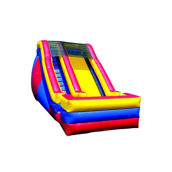 Giant Dry Slide