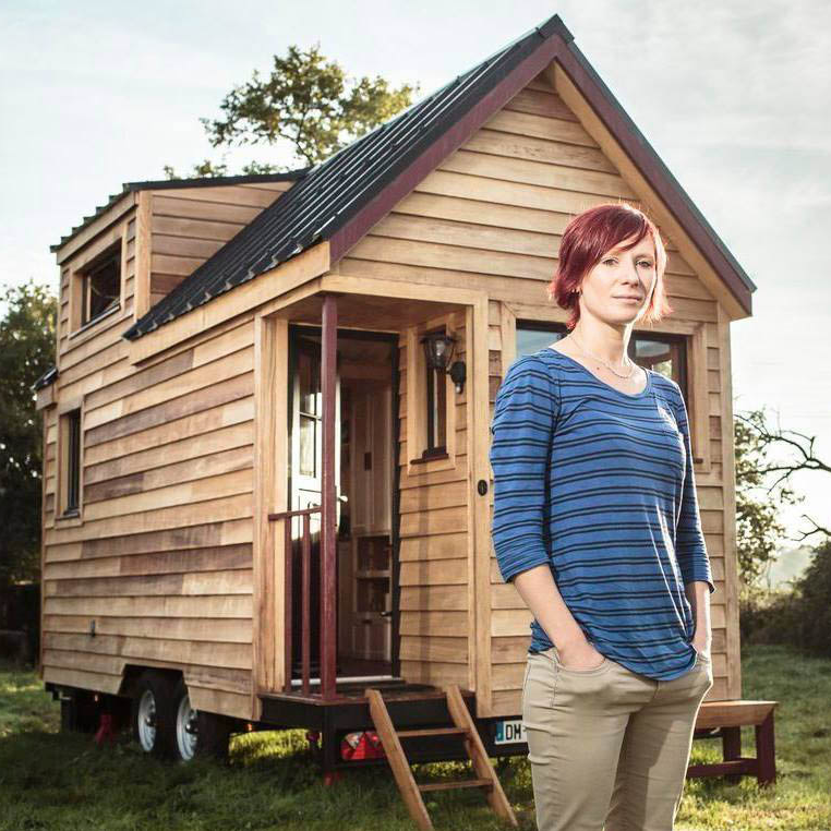 La  Tiny House de Laetitia .