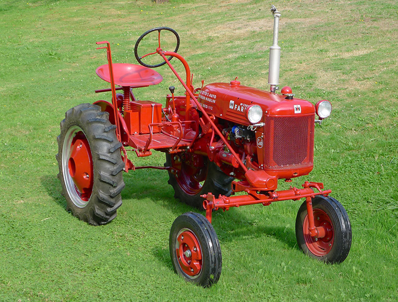 This 1952 Farmall Cub, featured in the  May/June 2014  issue of Antique Power, is a Model A, tested at the Nebraska Tractor Test Laboratory between Sept. 29 and Oct. 9, 1947. It was Test. No. 386.