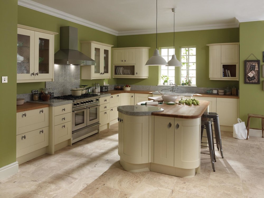 Mereway Kitchens Trend Range Available from Maurice Prewett in Corsham