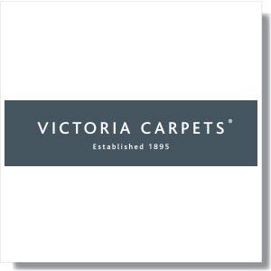 Victoria Carpets Logo