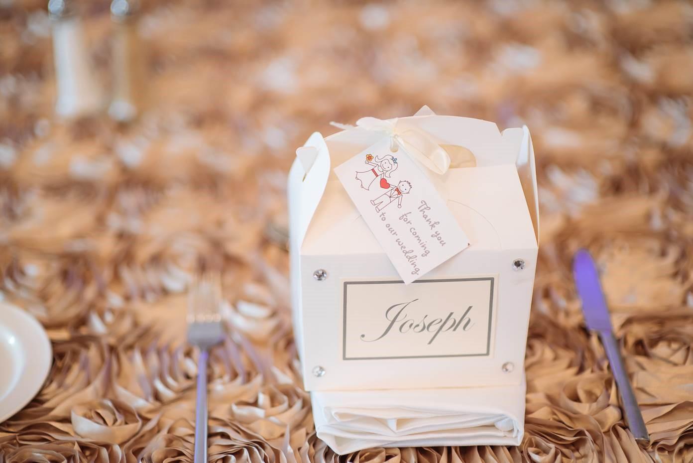 4 Ideas For Wedding Favours Tulfarris Weddings