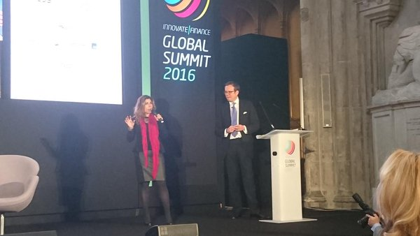 Innovate Finance Global Summit 2016, London