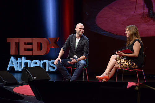 TEDx 2012, Athens