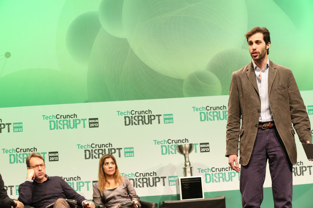 TechCrunch Disrupt Europe Battlefield Finals, 2013, Berlin