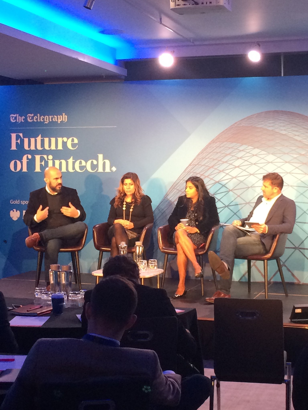 The Telegraph, Future of Fintech 2017