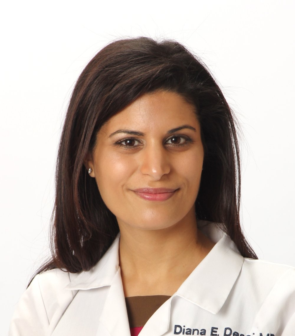 Dr. Diana Desai (adult only)
