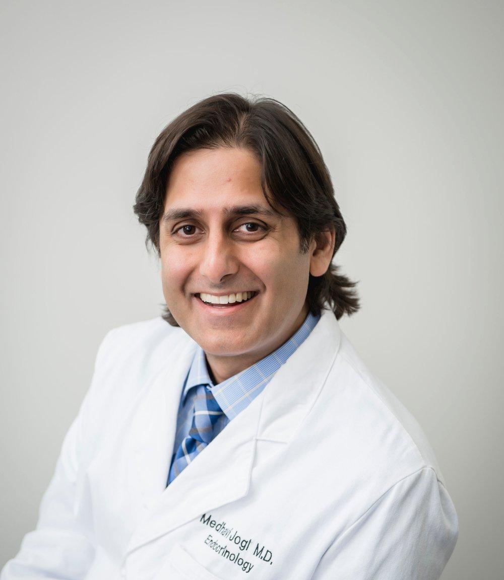 Dr. Medhavi Jogi (adult only)